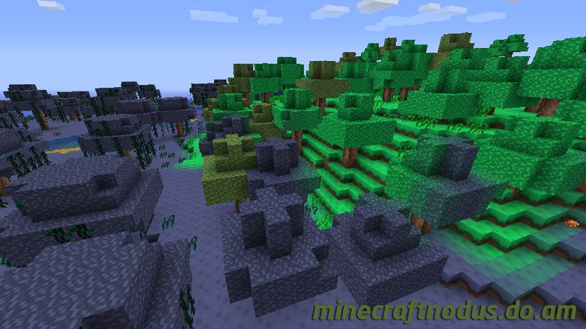 Текстуры Terraria 16x для minecraft 1...
