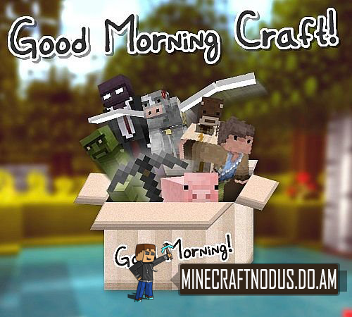 Текстуры goodmorningcraft [16x] для m...