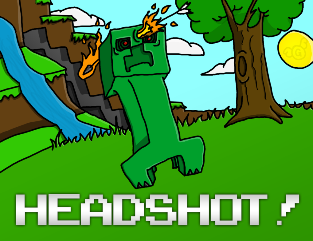Мод Headshot для Minecraft 1.8.1